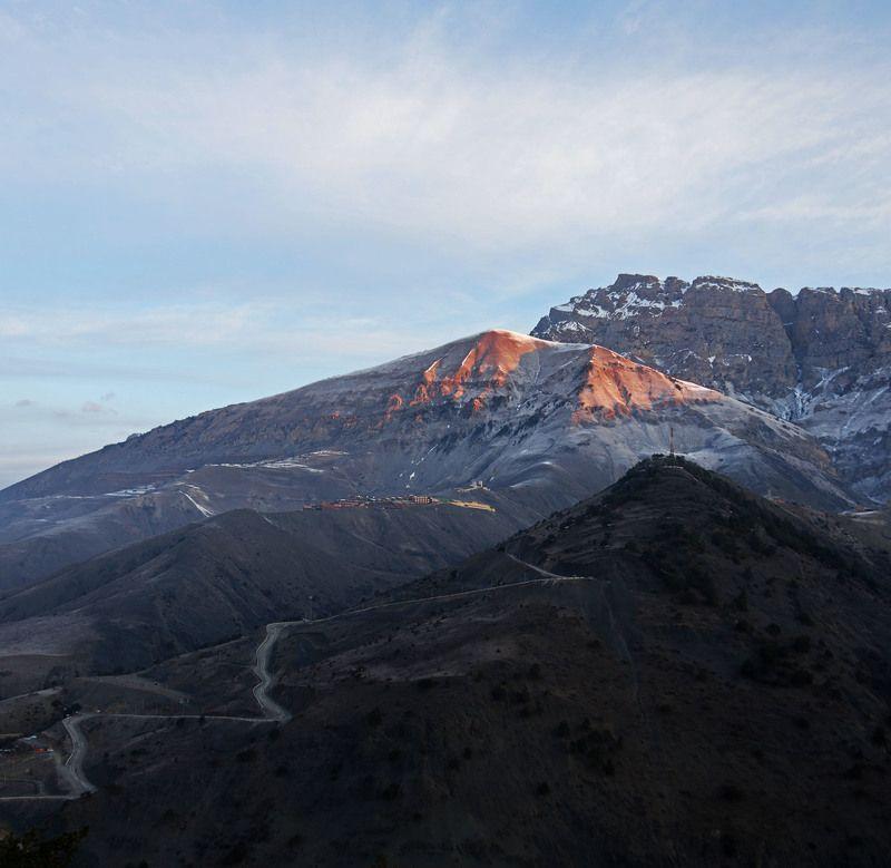 Россия, Кавказ, Ингушетия, Армхи, гора Столовая, #rtgtv Гора Столоваяphoto preview