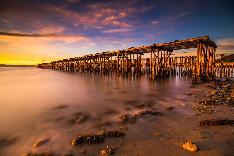 norway ,architecture,sunset,color,longexposure Bridgephoto preview