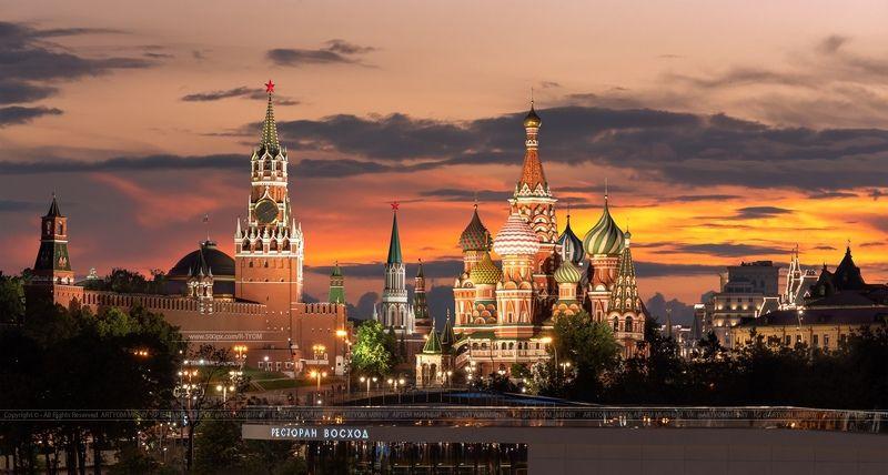 москва, артем мирный, moscow, artyom mirniy, kremlin, кремль, небо, башни, art, hdr, cityscape Московский Кремльphoto preview