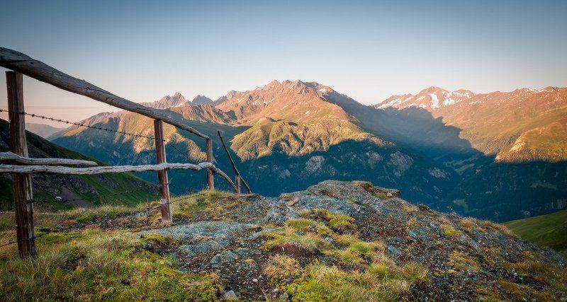 Альпы,утро...photo preview