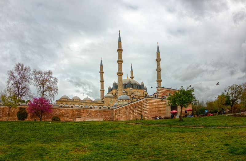 Selimiye Mosque, Edirnephoto preview