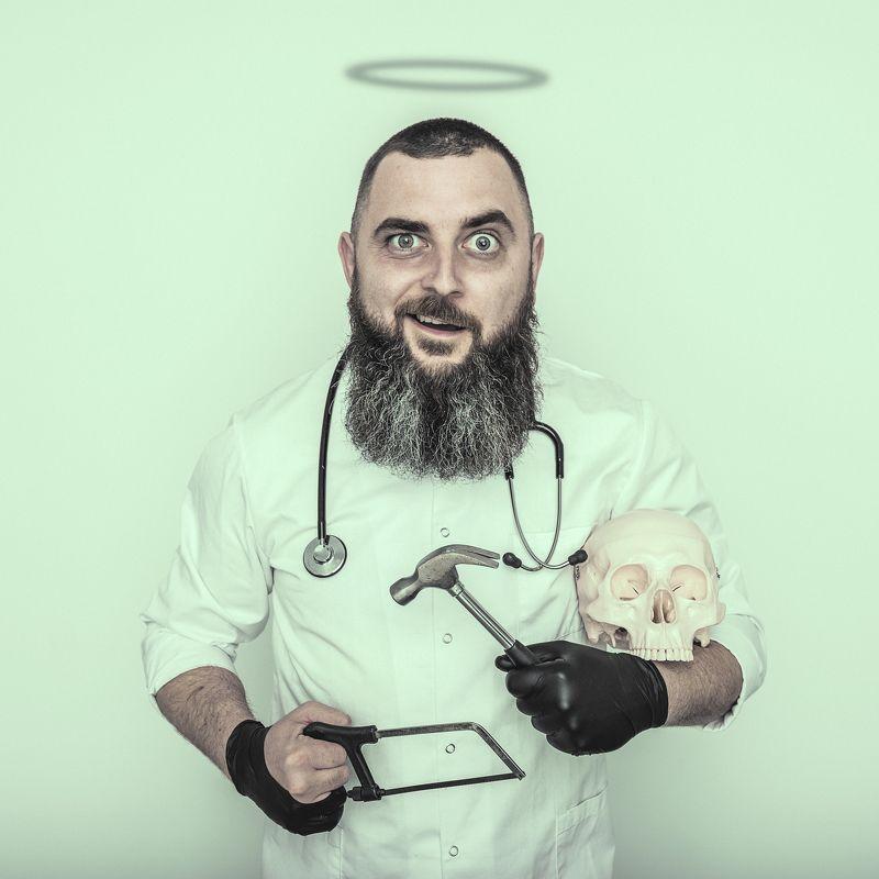 Strange Doctorphoto preview