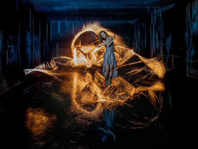Танец огняphoto preview