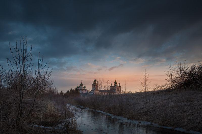новгородская область, Мартовское утроphoto preview