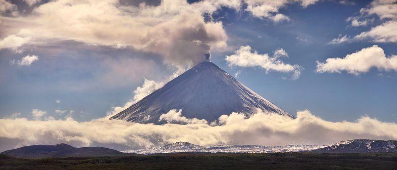 камчатка, вулкан, ключевской Невероятная Камчатка...photo preview