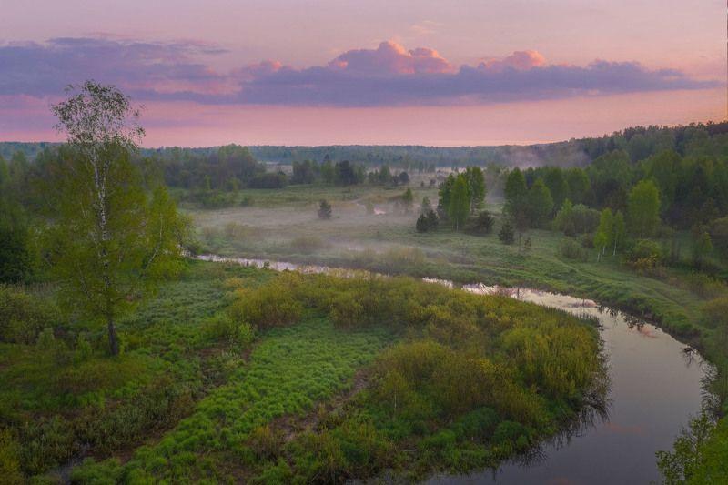 Над рекой.photo preview
