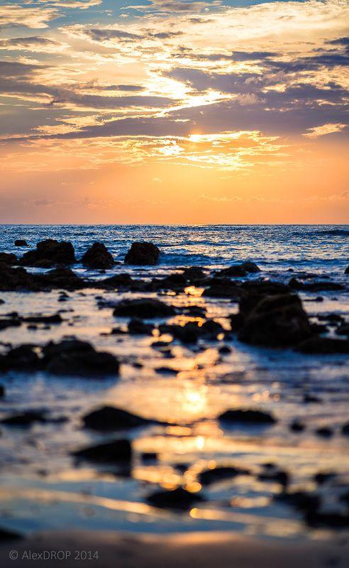 canon, color, postcard, picturesque, travel, landscape, sea, sunset, 3d, bokeh, thailand photo preview