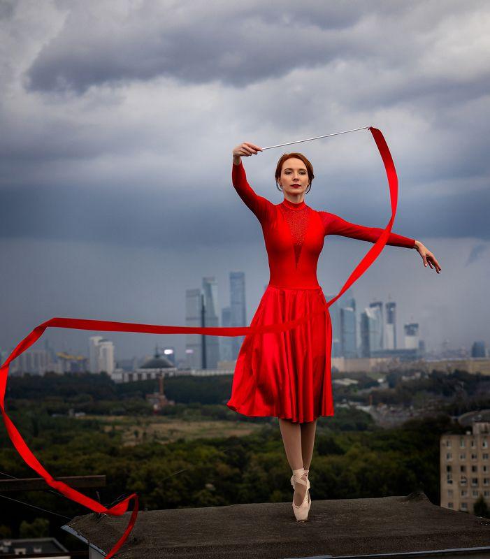Балет, художественная гимнастика, Моска-сити Таняphoto preview