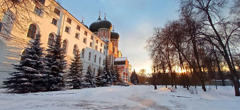 москва Прогулки по Москве...photo preview