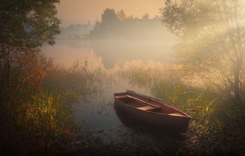 Ферапонтово  Утро на озереphoto preview