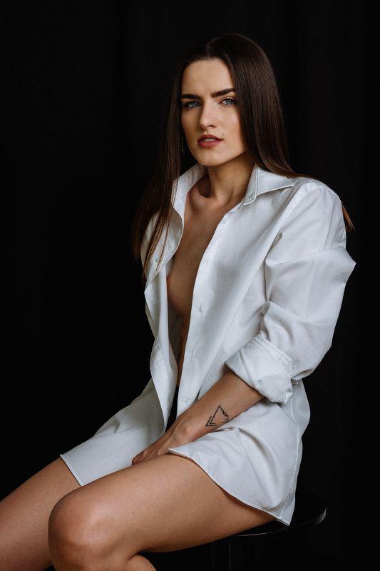 girl, model, portrait, nude Aušra.photo preview