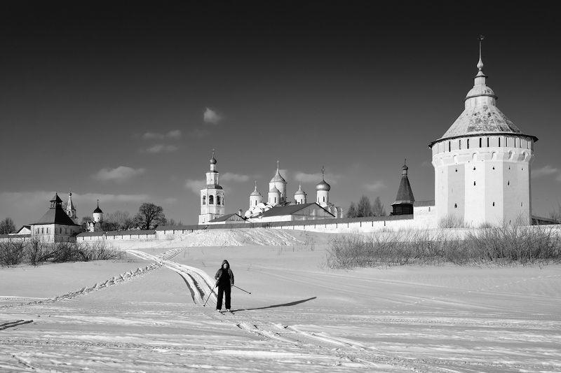 март, в, прилуках, черно-белый, взгляд Март в Прилуках черно-белый взглядphoto preview