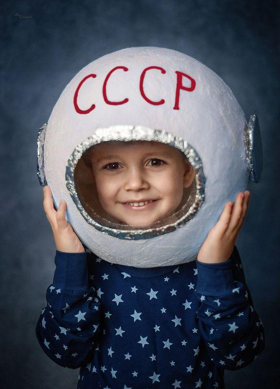Ко Дню космонавтики)photo preview