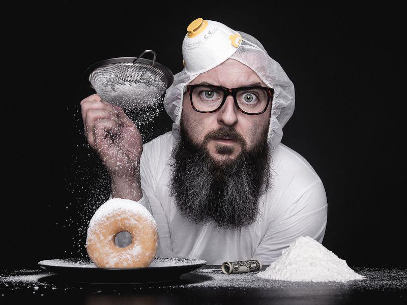Breaking Donutphoto preview