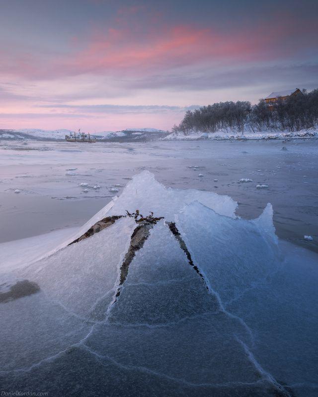 Кольский, мурманск Ледовые цветыphoto preview