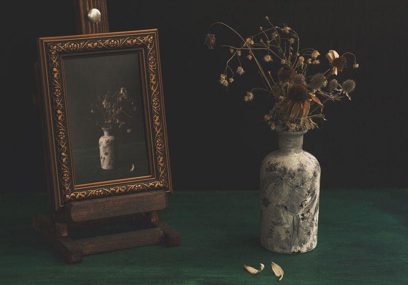 натюрморт, минимализм ...photo preview