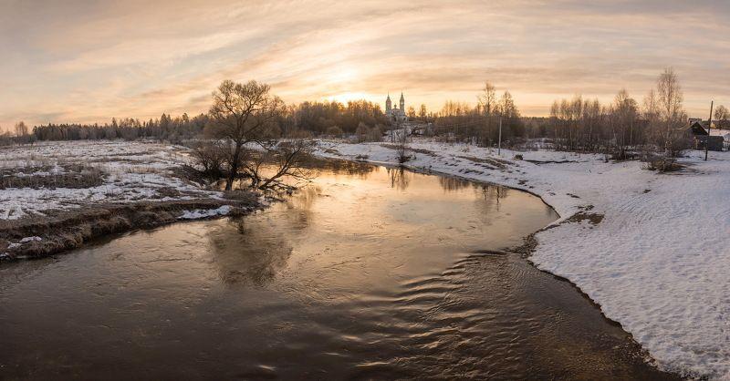 На реке Киржачphoto preview