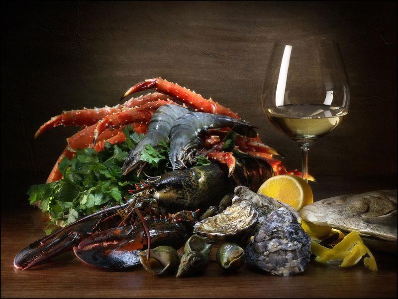 Морской коктейль.photo preview