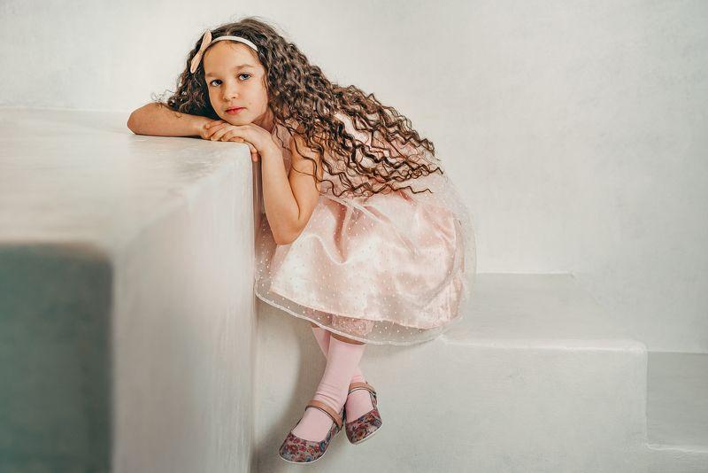 детский портрет Детский портретphoto preview
