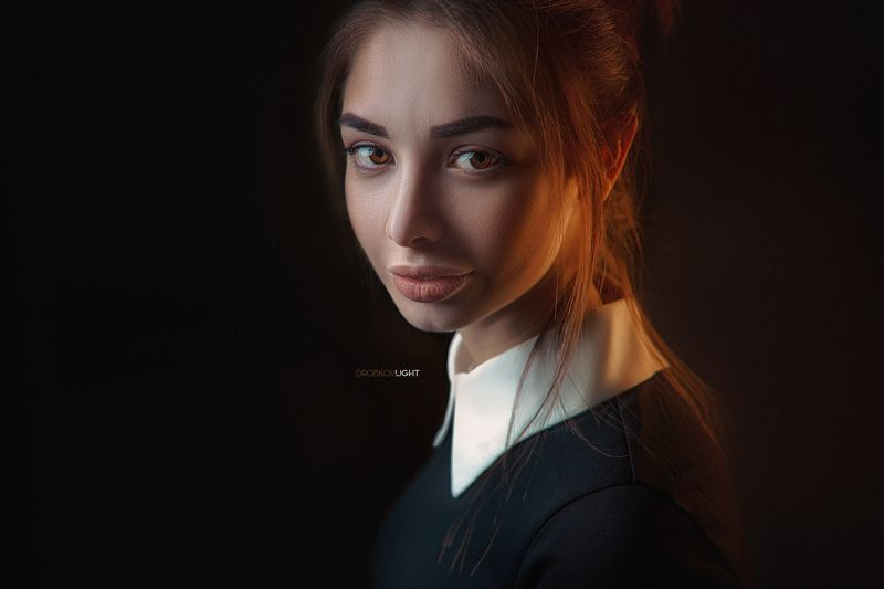 портрет, portrait, девушка, girl, макияж, хочуlightфото Сьюphoto preview