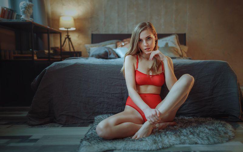 Kate in redphoto preview