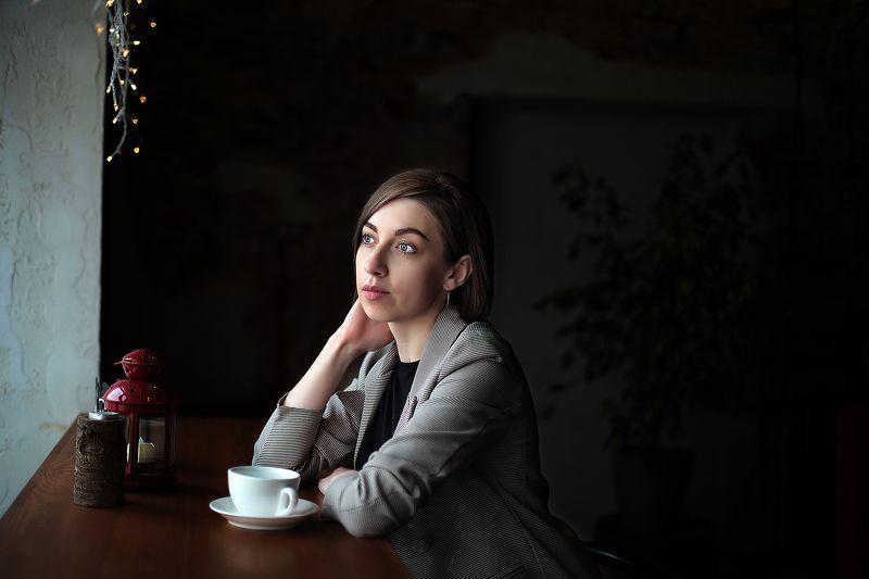 девушка, кафе, портрет, woman, girl, beautiful, pomoleyko, помолейко, красота, красотка девушка в кафеphoto preview
