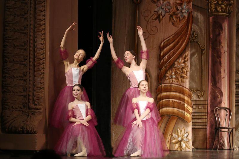 Фрагмент балета \