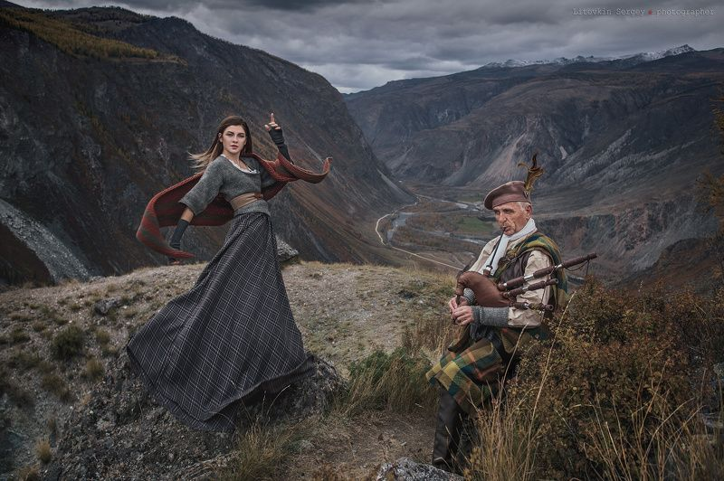 Шотландские мотивыphoto preview