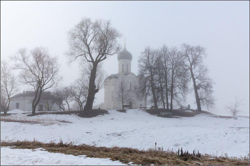 россия, владимирская обл, боголюбово Последний снег апреляphoto preview