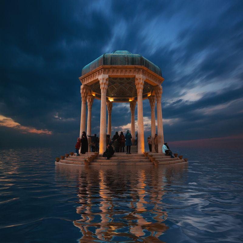 Tomb of Hafez Shirazi (آرامگاه حافظ شیرازی)photo preview