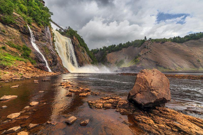 Водопад Монморансиphoto preview