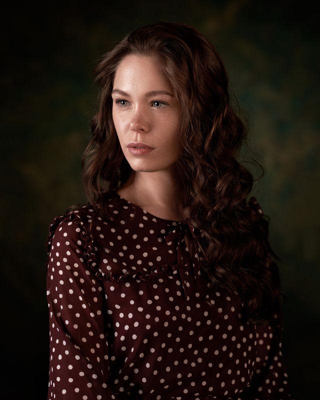 pyzhikphoto, портрет, классика, классический портрет, портрет девушки, женский портрет, portrait, classic, art, красавица Портрет Сониphoto preview