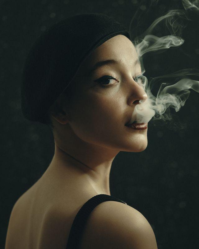 portrait, girl , model , soul, look, eyes , beauty, woman, closeup Asalphoto preview