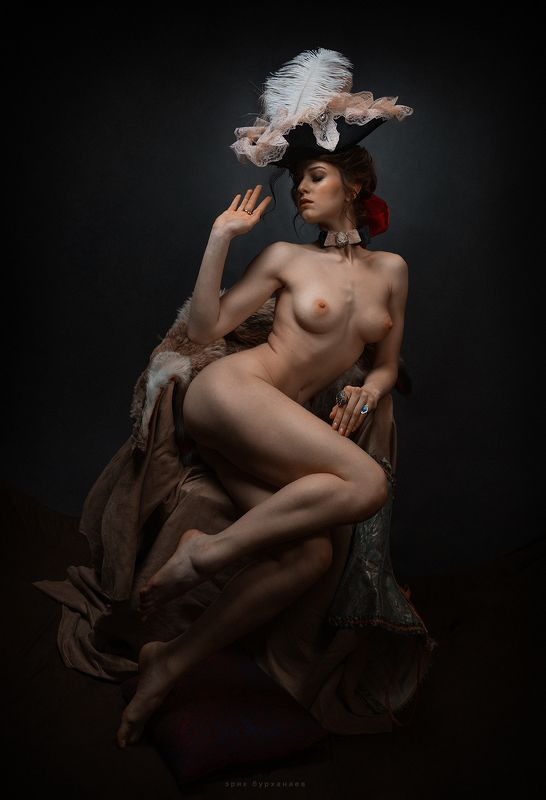 ню, nude, Carol Chrissphoto preview