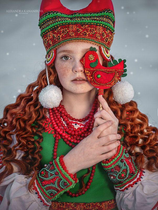 колядки, русский стиль Колядкиphoto preview
