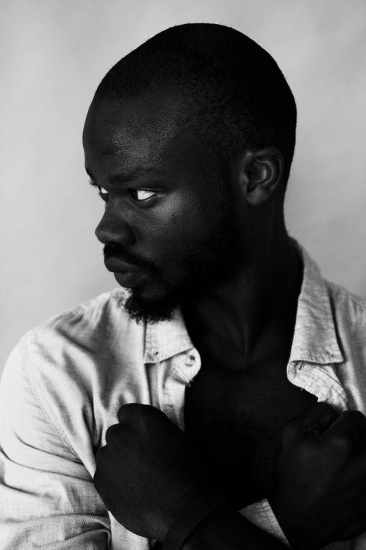 Light ,dark, portrait, monochrome, man Light and darkphoto preview