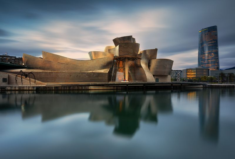 Музей Guggenheim, Bilbao.photo preview