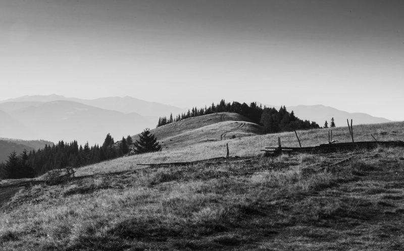 горы пейзаж чб  Северо-Албанские Альпыphoto preview