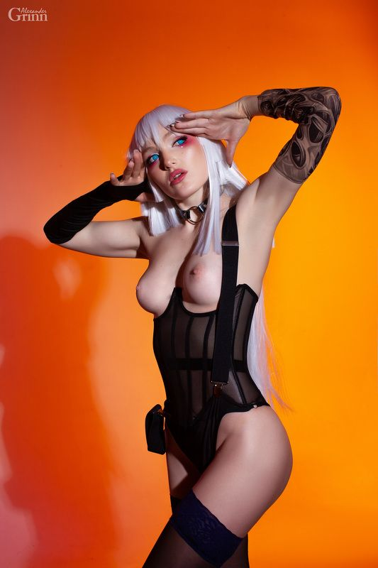 Orange, mood, girl, anime, cosplay Orange moodphoto preview