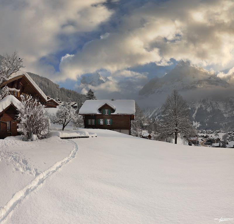 swiss Зима..photo preview