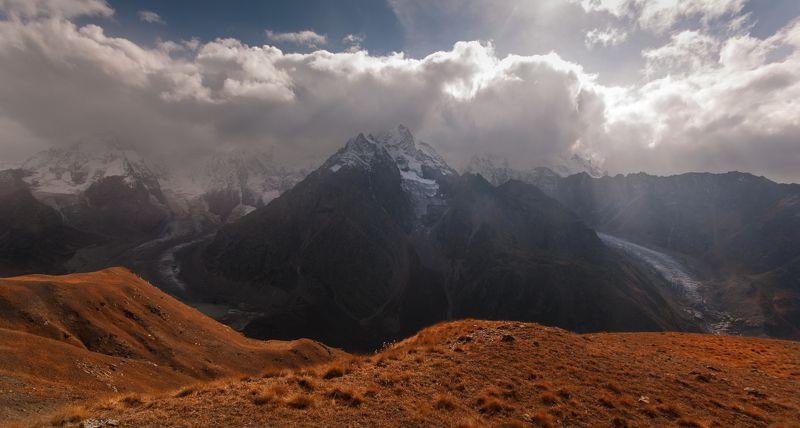 горы, приэльбрусье, кбр, адылсу По пути на перевал ВЦСПСphoto preview