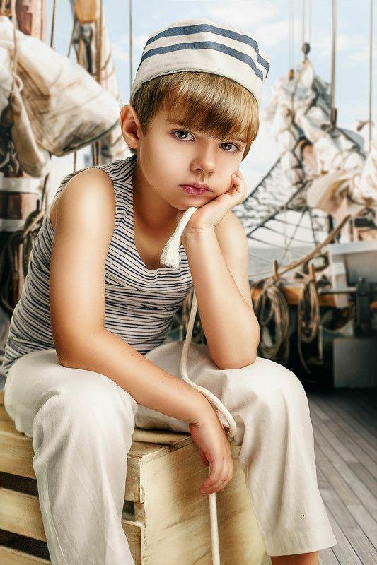 Little sailor boy