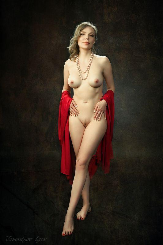 ню, девушка, грудь, обнажённая, красивая, голая photo preview
