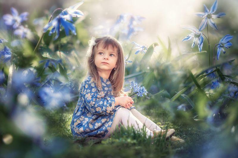Весна глазами ребенкаphoto preview