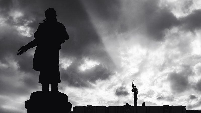 Пушкин и Никаphoto preview