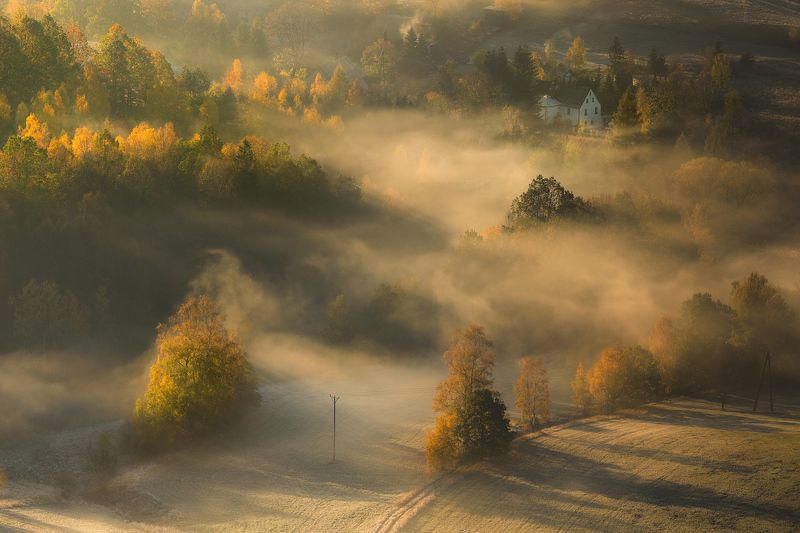 landscape,autumn,canon,mountains An Hymn To The Morning фото превью