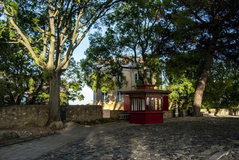 City, Landscape, Street São Jorge Castle - Lisboaphoto preview