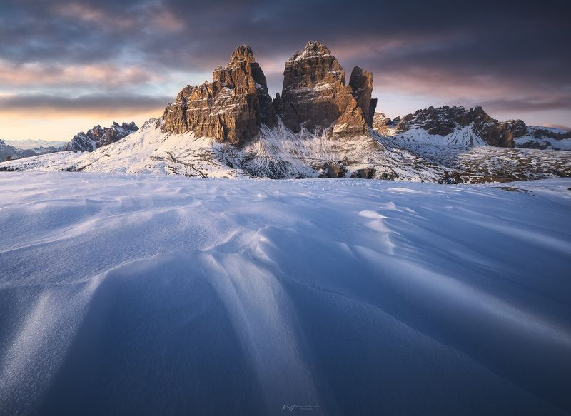 #landscape, #mountains, #dolomites, #italy, #sunset Timelessphoto preview