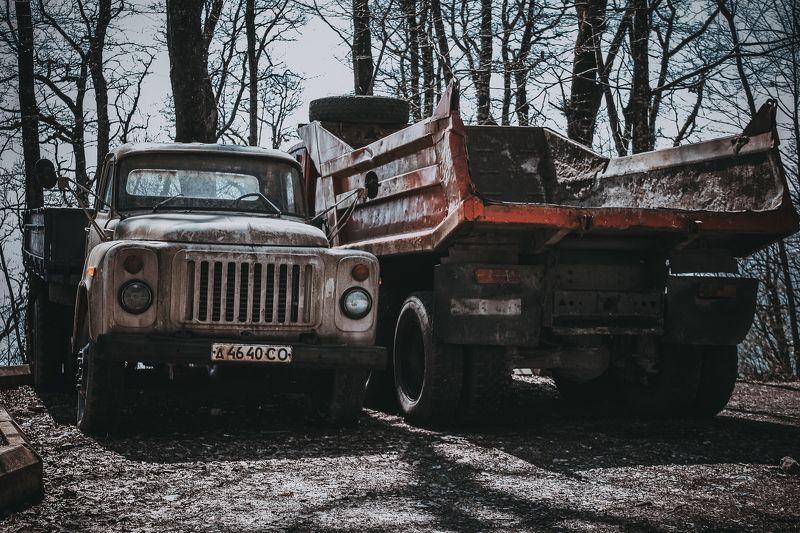 грузовик, грузовики, зил, камаз, работяги retireesphoto preview