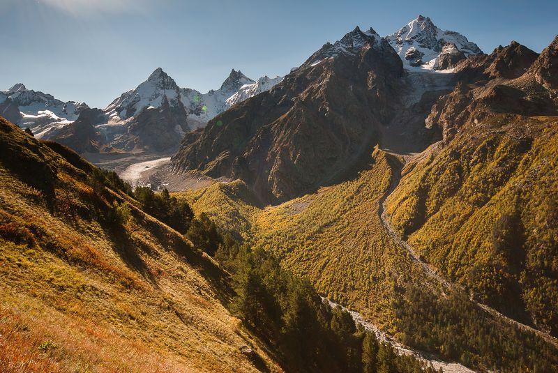 горы, приэльбрусье, кбр, адылсу Прогулка из ущелья Адылсуphoto preview